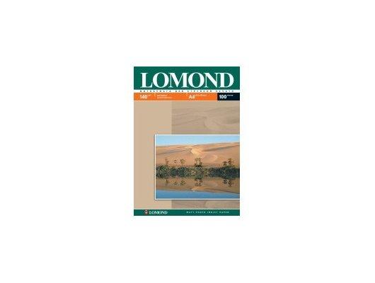 Фотобумага Lomond 0102073 A4/140г/м2/25л. матовая для струйной печати до 2880dpi