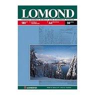 Фотобумага Lomond 0102037 A4/180г/м2/25л. матовая для струйной печати до 2880dpi