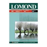 Фото Фотобумага Lomond 0102021 A4/210г/м2/50л. глянцевая для струйной печати до 2880dpi