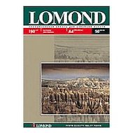 Фото Фотобумага Lomond 0102015 A4/190г/м2/50л. матовая для струйной печати до 2880dpi