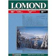Фотобумага Lomond 0102014 A4/180г/м2/50л./белый матовое для струйной печати