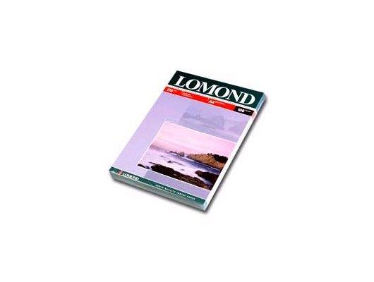 Фотобумага Lomond 0102012 A3/170г/м2/100л. матовая для струйной печати 720/1440dpi