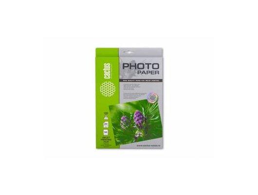Фотобумага Cactus CS-FA415050 A4/150г/м2/50л./прозрачный Пленка для струйной печати
