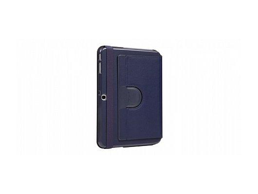 "Чехол для планшетного ПК Targus для Samsung Galaxy Tab4 10.1"" Versavu Slim голубой (THZ45302EU)"