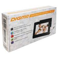 Фото Цифровая фоторамка Digma 7 PF-731 800x480 черный пластик