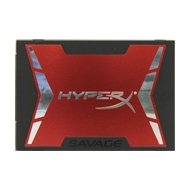 SSD жесткий диск Kingston SATA III 240Gb SHSS37A/240G HyperX Savage 2.5""