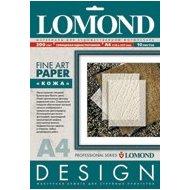 """Фото Фотобумага Lomond 0918041 A4/200г/м2/10л. глянцевая """"Кожа"""" для струйной печати ярко-белая дизайнерская"""