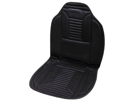 Подогреватель сидения PITSTOP Formula 012, накидка с терморегулятором (серая) 48014