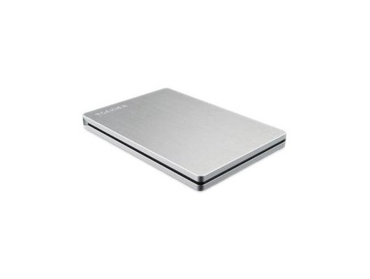 Внешний жесткий диск TOSHIBA HDTD210ES3EA 1TB TOSHIBA STOR.E SLIM silver