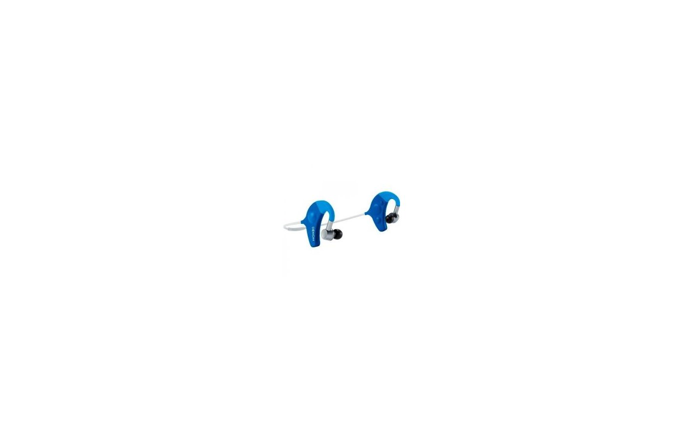 Наушники спортивные Denon AH-W150 Blue  (Bluetooth)