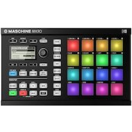 Фото DJ оборудование Native Instruments Maschine Mikro MkII Blk