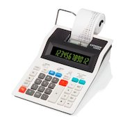Калькулятор Калькулятор печатающий Citizen 520DPA 12 разрядов белый термопечать 10стр/с питание от сети