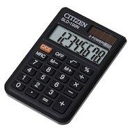 Калькулятор Citizen SLD-100N черный 8-разр. 2-е питание, SQRT, %
