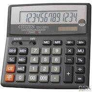 Калькулятор Citizen SDC-640II черный 14-разр. 2-е питание, 000, 00, MII, mark up, A023F