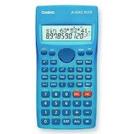 Калькулятор CASIO FX-82SXPLUS 10+2 разряда синий 177 функций питание от батареи