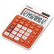 Фото Калькулятор CASIO MS-20NC-RG-S-EC оранжевый 12-разр.