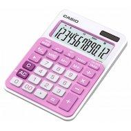 Калькулятор CASIO MS-20NC-PK-S-EC розовый 12-разр.