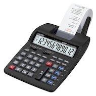Калькулятор CASIO HR-150TEC-W1-E-EH 12 разр. 2 стр/сек двуцветная печать