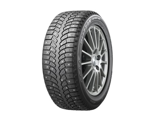 Шина Bridgestone Blizzak Spike-01 245/40 R18 TL 97T XL шип