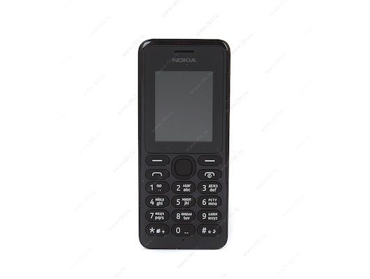 Мобильный телефон Nokia 108 dual black