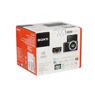 Фото Фотоаппарат со сменной оптикой SONY Alpha ILCE-A5000L 16-50