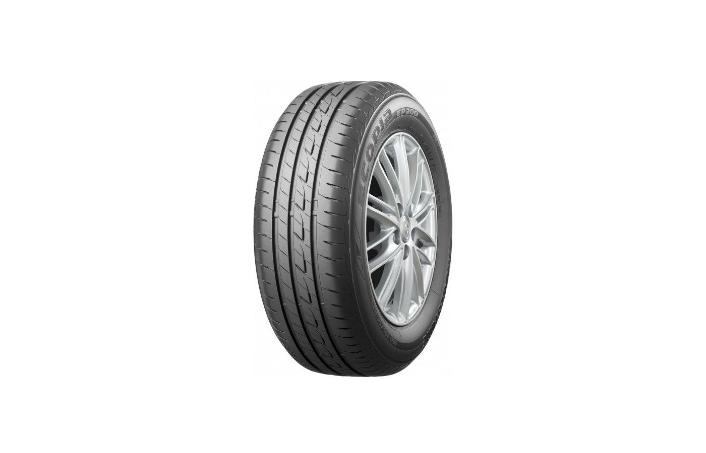 Шина Bridgestone Ecopia EP200 225/45 R17 TL 91V