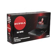 Фото Портативный DVD SUPRA SDTV-922UT grey