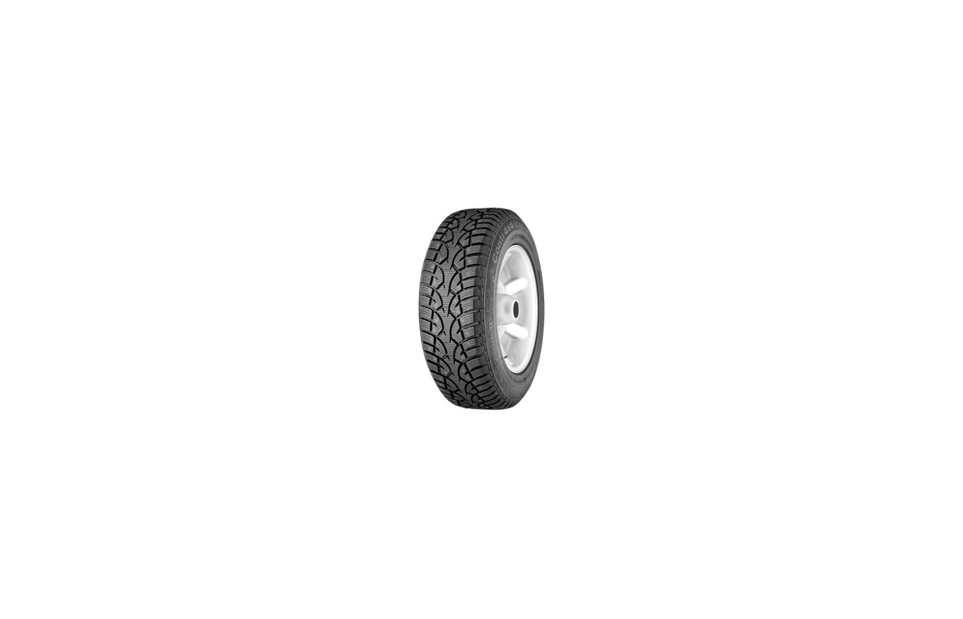 Шина Continental Conti4x4IceContact 225/70 R16 TL 107T XL шип