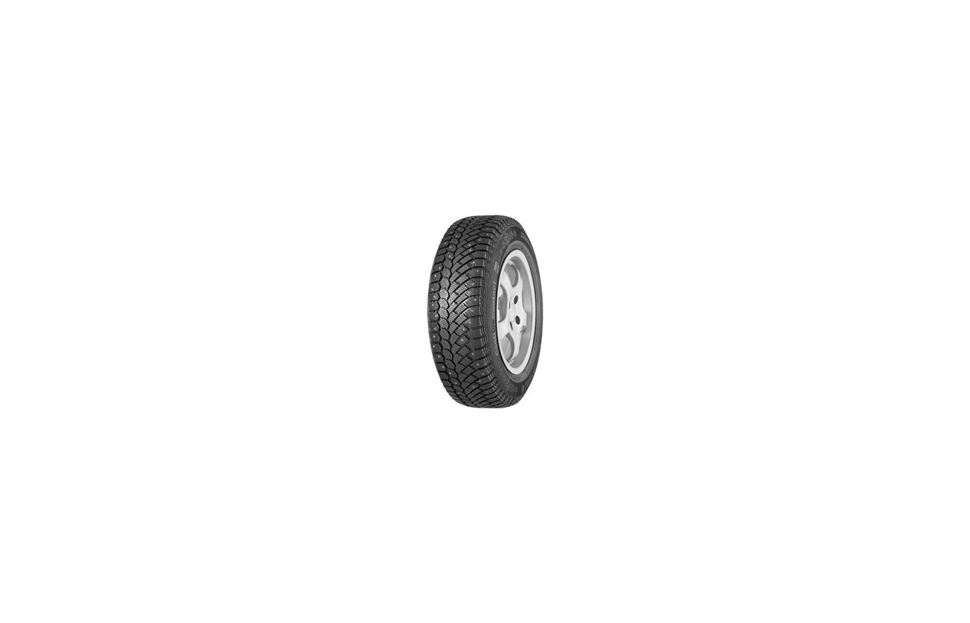 Шина Continental ContiIceContact FR 245/50 R18 TL 104T XL шип