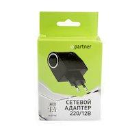 Фото Зарядное устройство Partner адаптер из 220В на 12В 1А