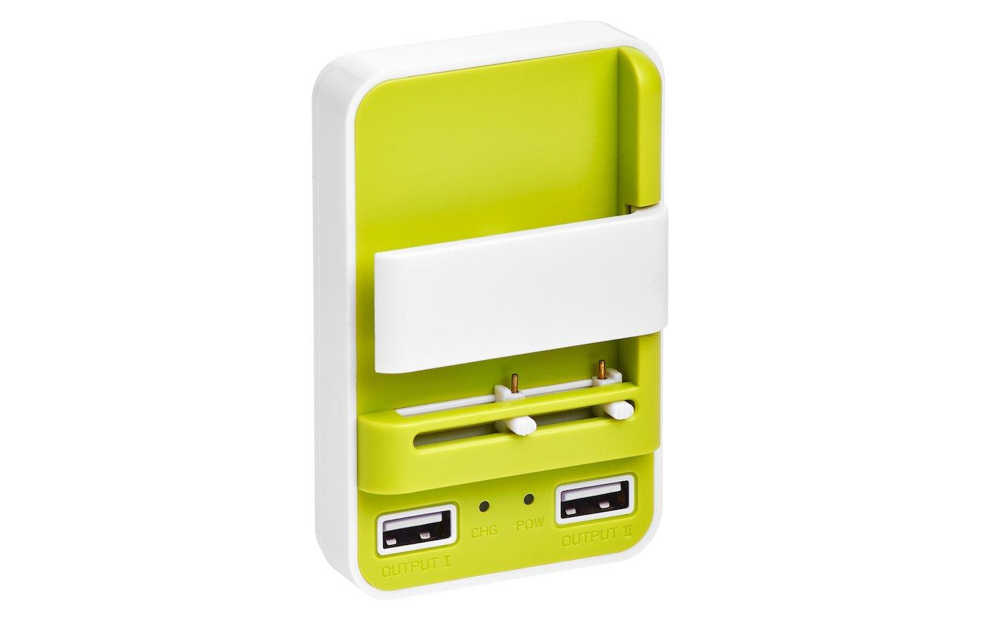 Зарядное устройство Partner СЗУ USB 1А универсальное лягушка