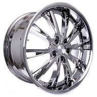 Диск TG Racing LZ587 9.5x20/5x120 D74.1 ET35 SMC-Chrome