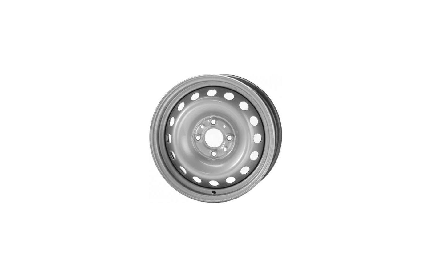 Диск Trebl 7625 6.5x16/5x114.3 D60.1 ET39 Silver