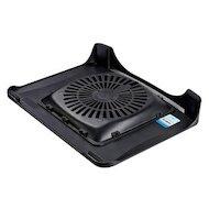 """Фото Подставка для ноутбука Deepcool N300 15.6"""" 340x266x57mm 23dB 1xUSB 558g Black"""