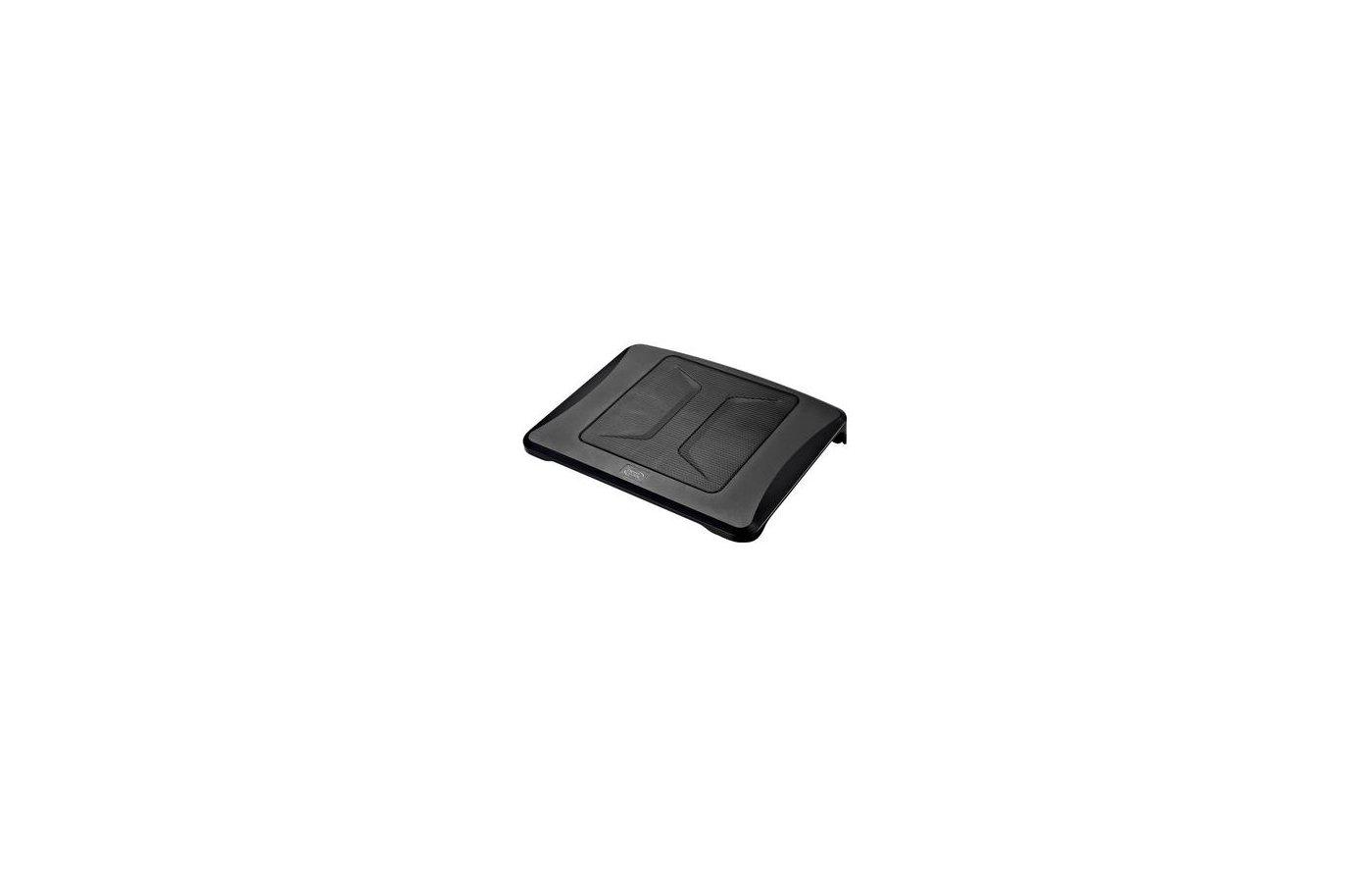 """Подставка для ноутбука Deepcool N300 15.6"""" 340x266x57mm 23dB 1xUSB 558g Black"""