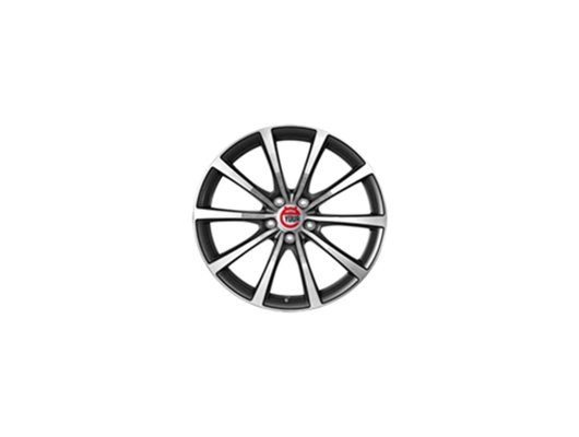 Диск Ё-wheels E07 6.5x16/5x110 D65.1 ET37 GMF
