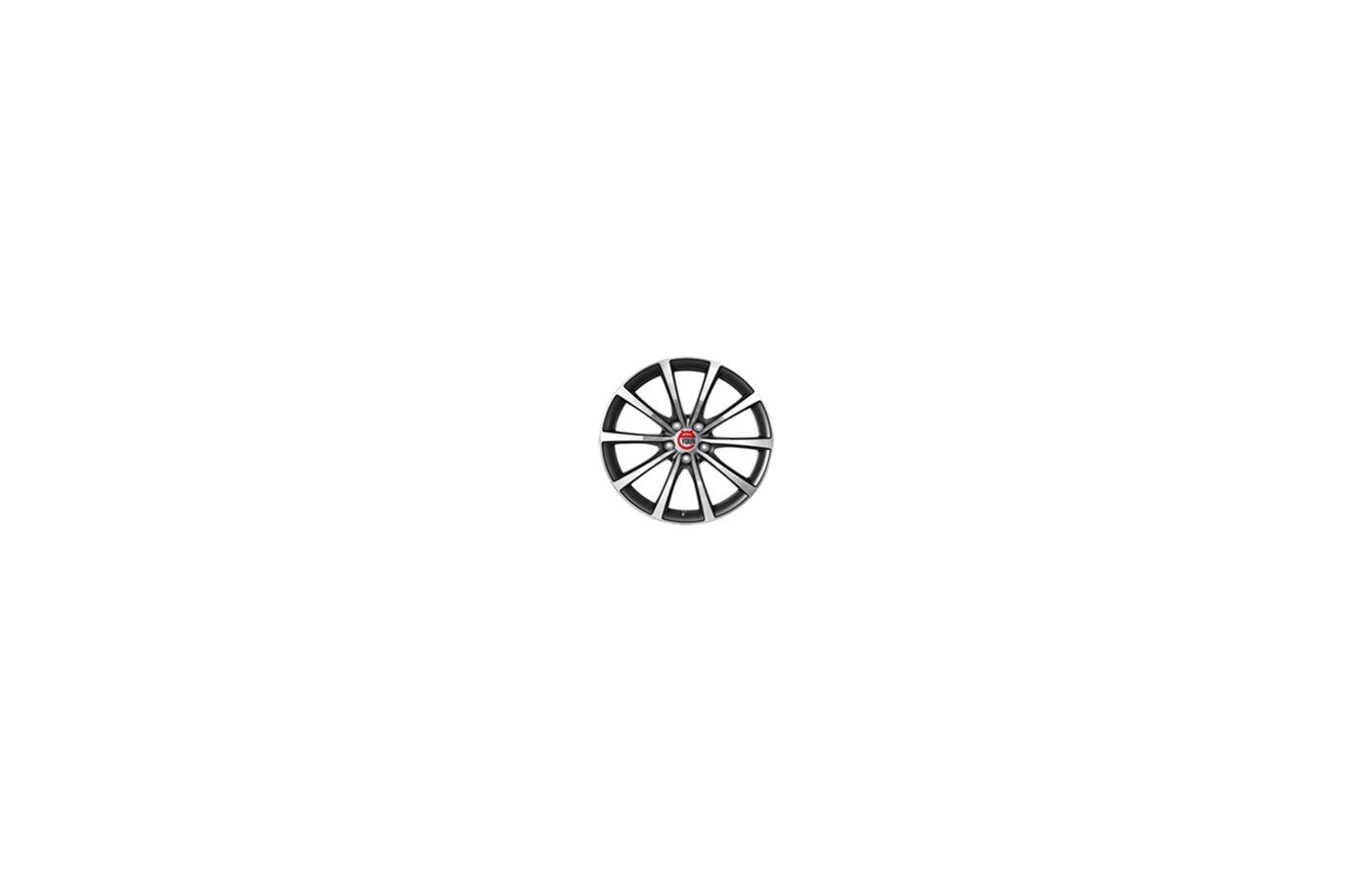 Диск Ё-wheels E07 6.5x16/5x114.3 D66.1 ET40 GMF