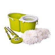 Фото Инвентарь для уборки VETTA 407-007 Комплект для мытья полов МОП разборный 11л 2 насадки