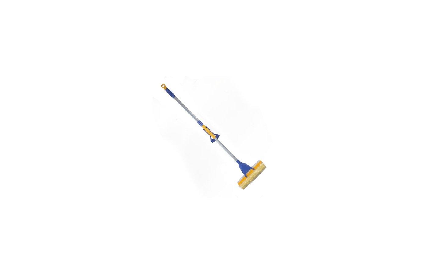 Инвентарь для уборки NECO Швабра ПВА с отжимом и дополнительными щётками арт.10-2425-11 444-040