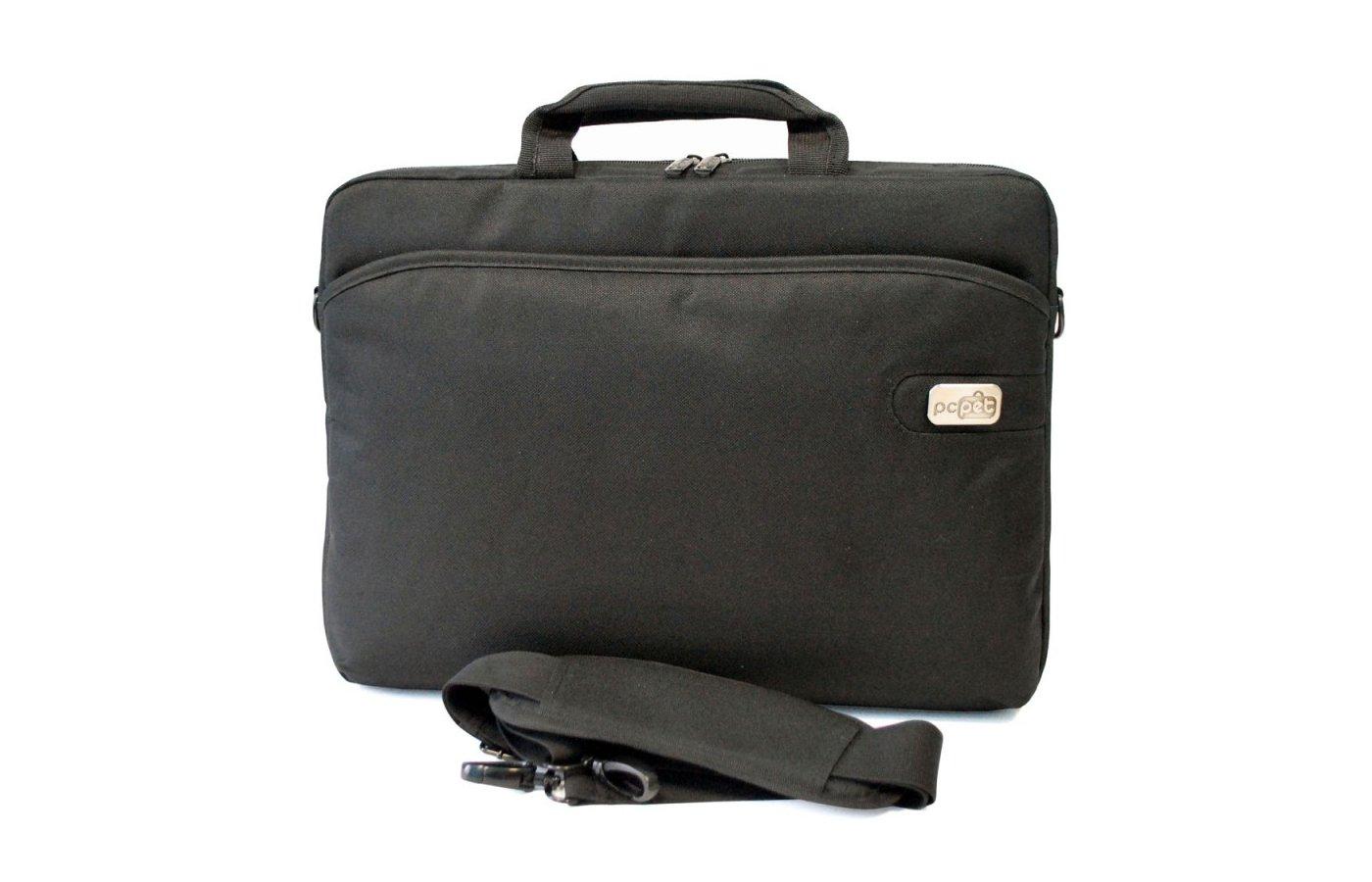 "Кейс для ноутбука PC PET 600D Nylon 15.6""  (PCP-A1215BK)"