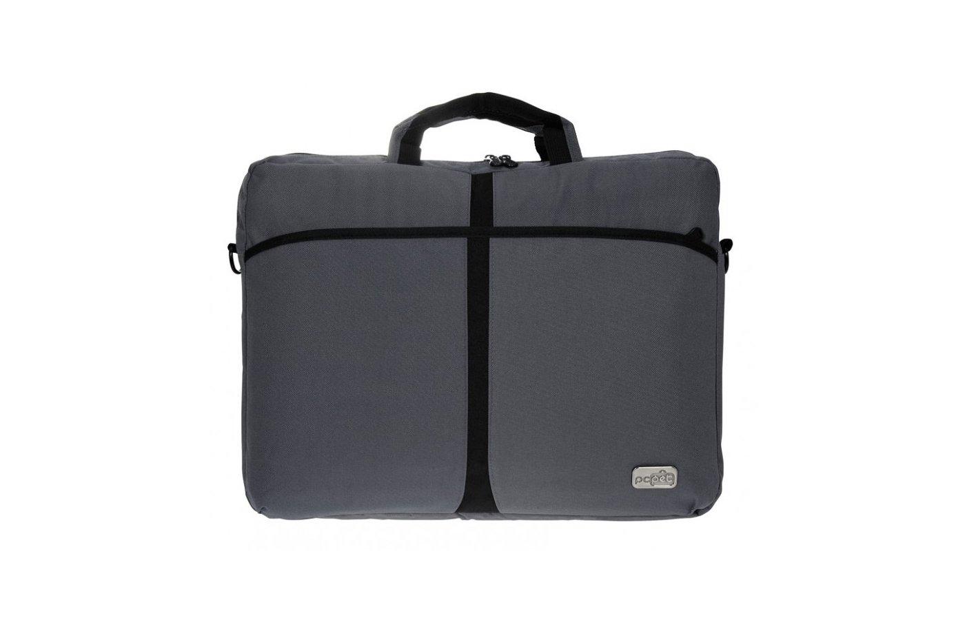 "Кейс для ноутбука PC PET 600D Nylon 17""  (PCP-A1317GY)"
