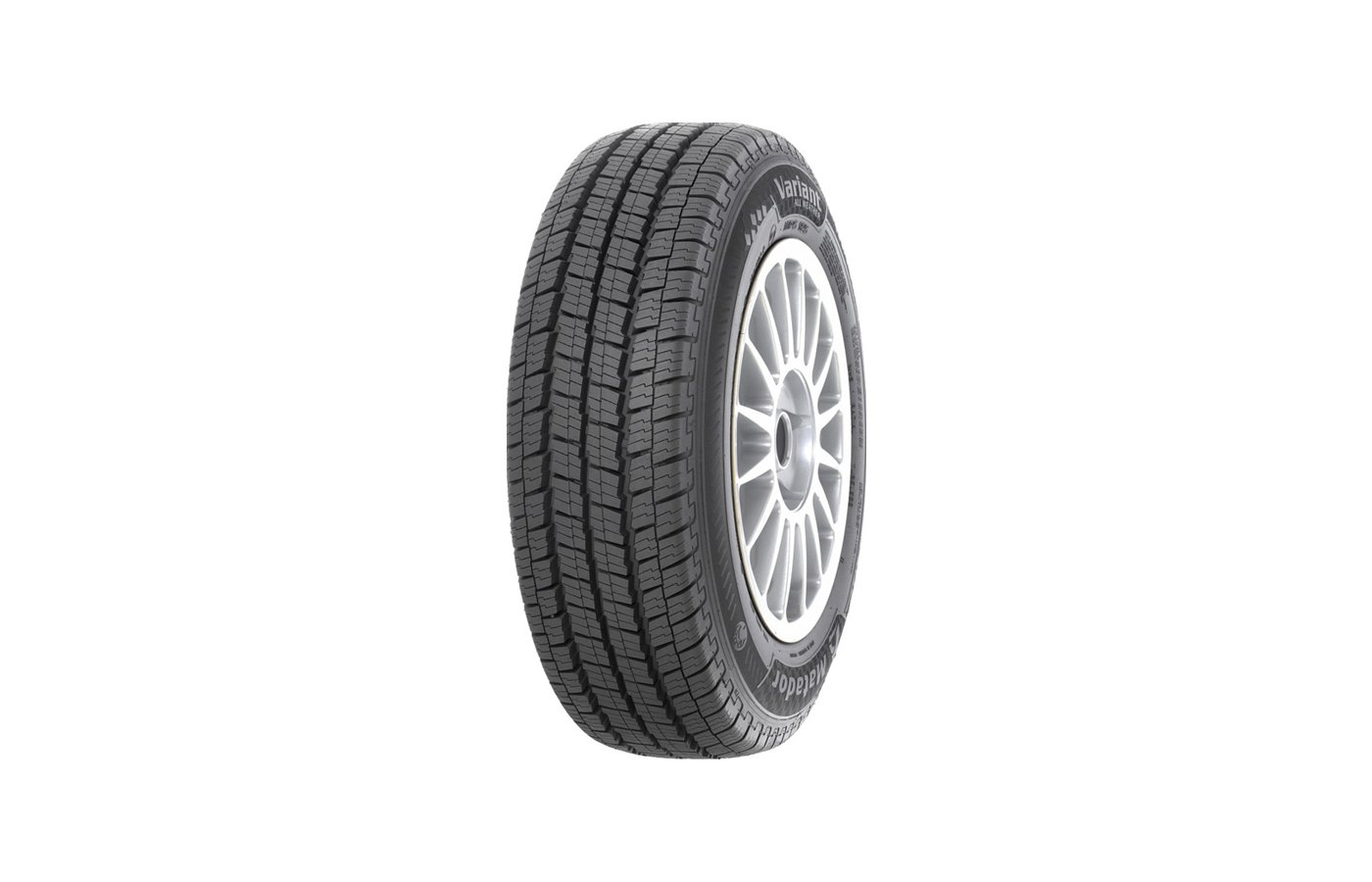 Шина Matador MPS 125 Variant All Weather 235/65 R16C TL 121/119N