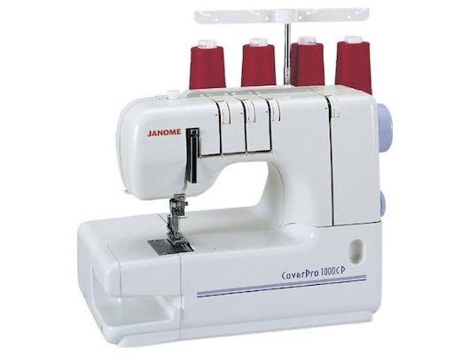 Швейная машина JANOME Cover Pro II