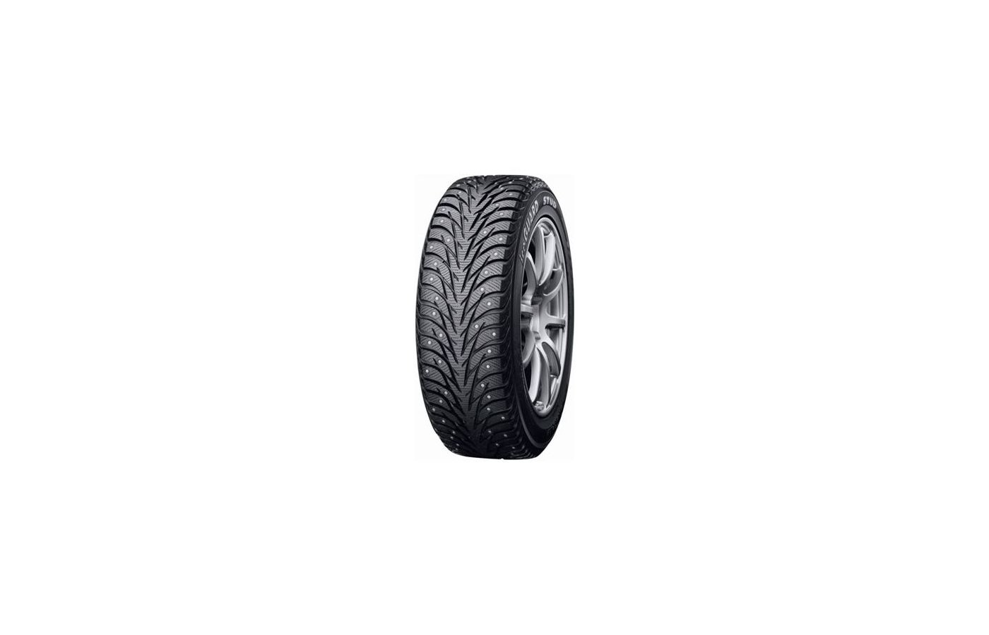 Шина Yokohama Ice Guard IG35 Plus 245/45 R17 TL 99T шип
