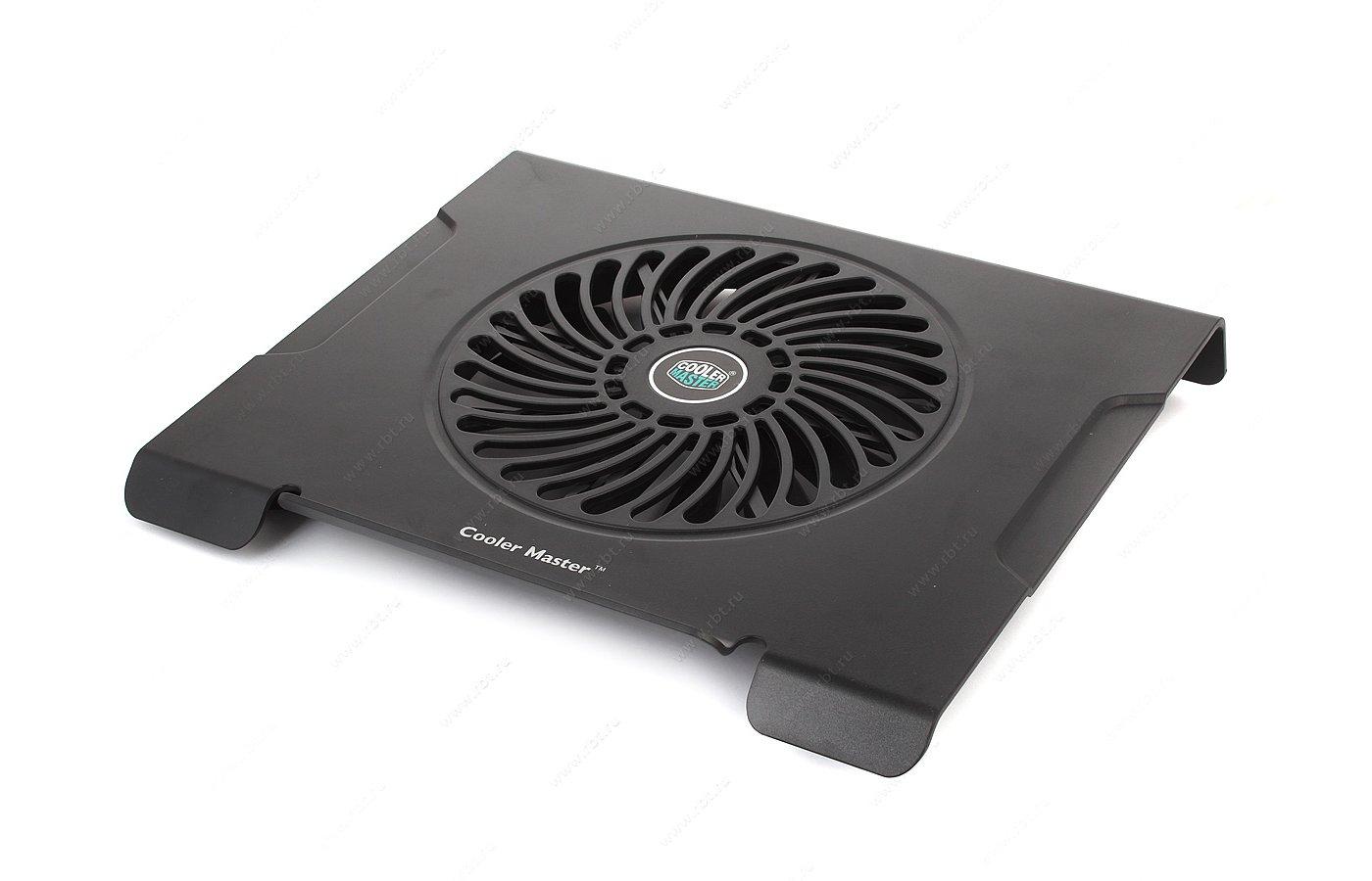 Подставка для ноутбука Cooler Master NotePal CMC3 (R9-NBC-CMC3-GP) Подставка для охлаждения ноутбука