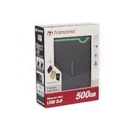 Фото Внешний жесткий диск Transcend (TS500GSJ25M3) 500GB 2.5 USB3.0