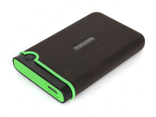 Внешний жесткий диск Transcend (TS500GSJ25M3) 500GB 2.5 USB3.0