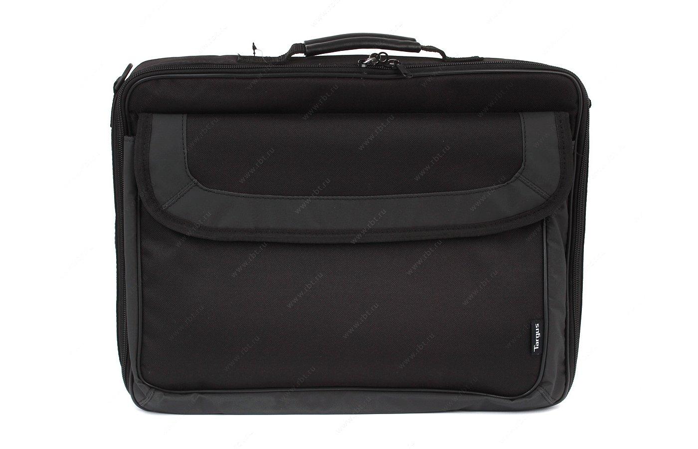 Кейс для ноутбука Targus TAR300 чёрный нейлон (385x300x45)