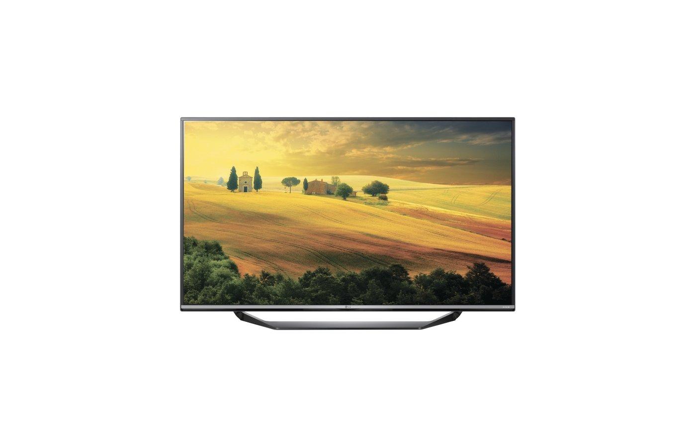 4K (Ultra HD) телевизор LG 49UF670V