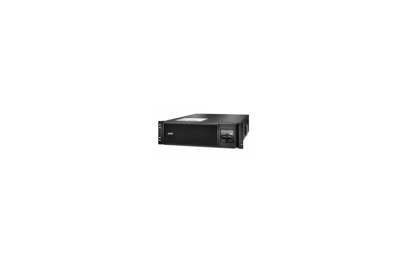 Блок питания APC Smart-UPS SRT SRT5KRMXLI 4500W черный Входной 230V /Выход 230V, Interface Port Contact Closure,